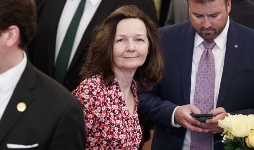 Gina Haspel, nominee to head CIA, sought to withdraw over questions about her role in terror interrogations