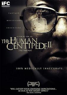 El Ciempiés Humano 2: Secuencia Completa (2011) Online
