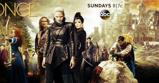 Once Upon a Time - 5ª temporada - Ah! E por falar nisso...