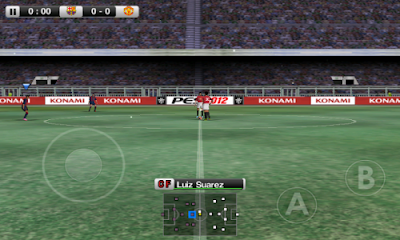 Cheat PES For Android Terbaru