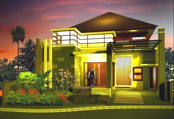 68 Desain Rumah Minimalis Impian HD Terbaru