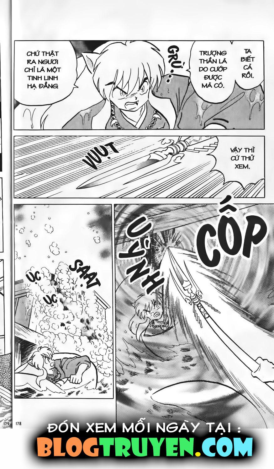 Inuyasha vol 10.10 trang 13