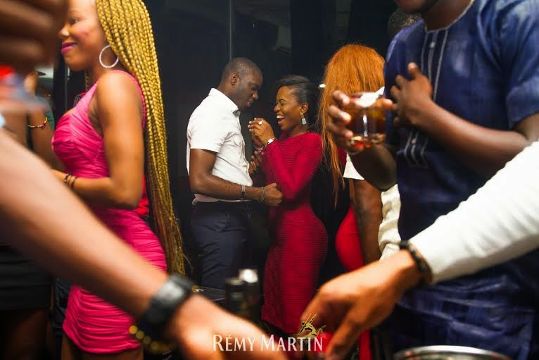20 Photos from At The Club With Remy Martin party