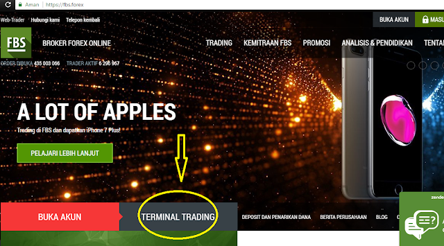 Download Terminal FBS