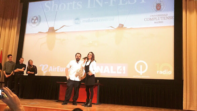 Antoni Caimari & Macarena Gómez | Shorts In-Fest | I Edición Festival Iberoamericano de Cortometrajes
