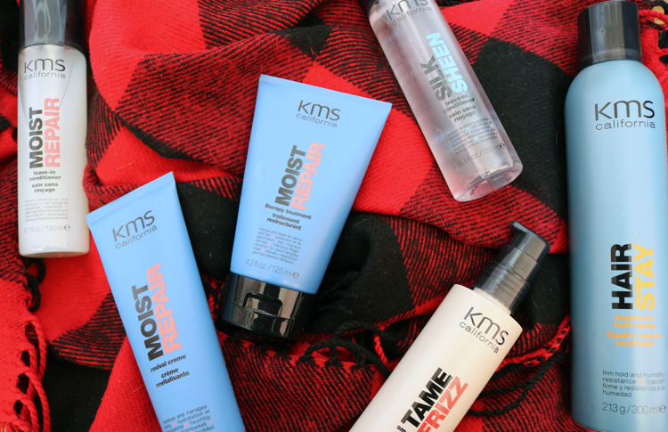 Styling Products for Dry Hair from KMS California