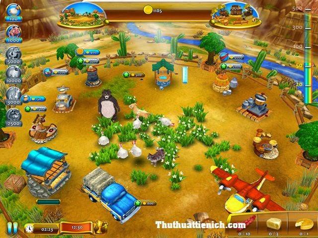 Game Farm Frenzy 4