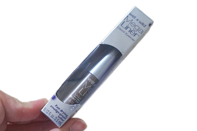 WET N WILD MegaLiner Liquid Eyeliner in Brown