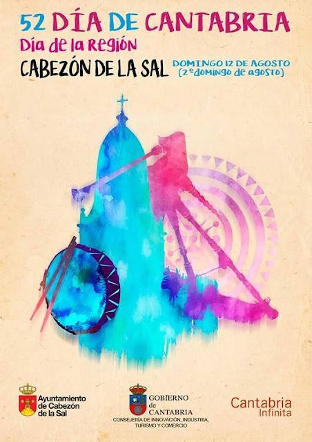 52 Día de Cantabria en Cabezón de la Sal