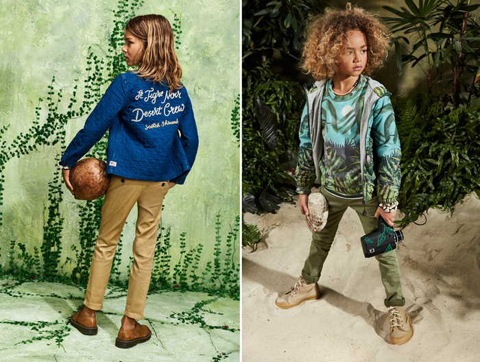 Scotch-Soda Summer collection for boys