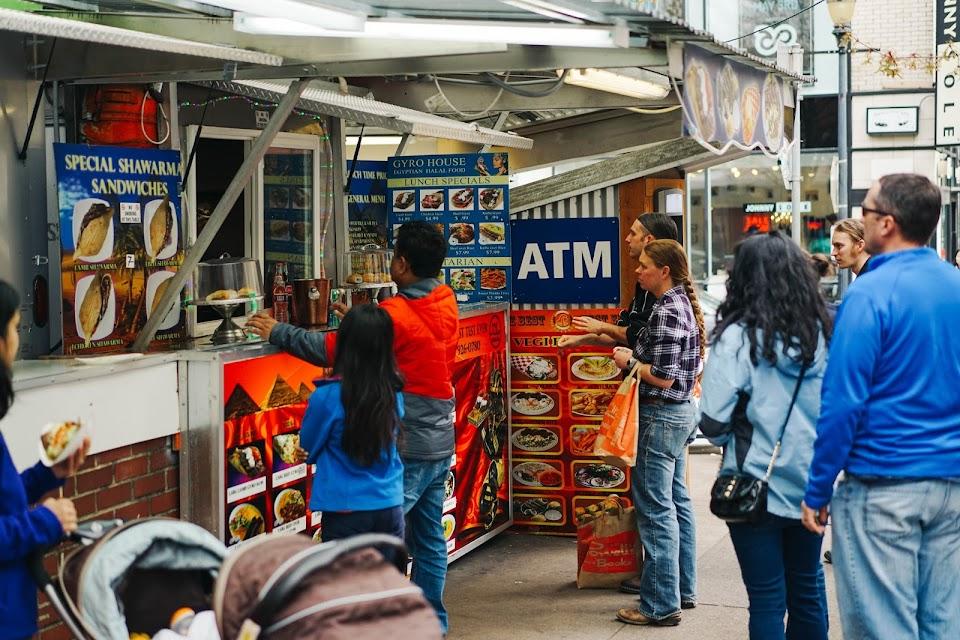 フード・カート(Food Cart)