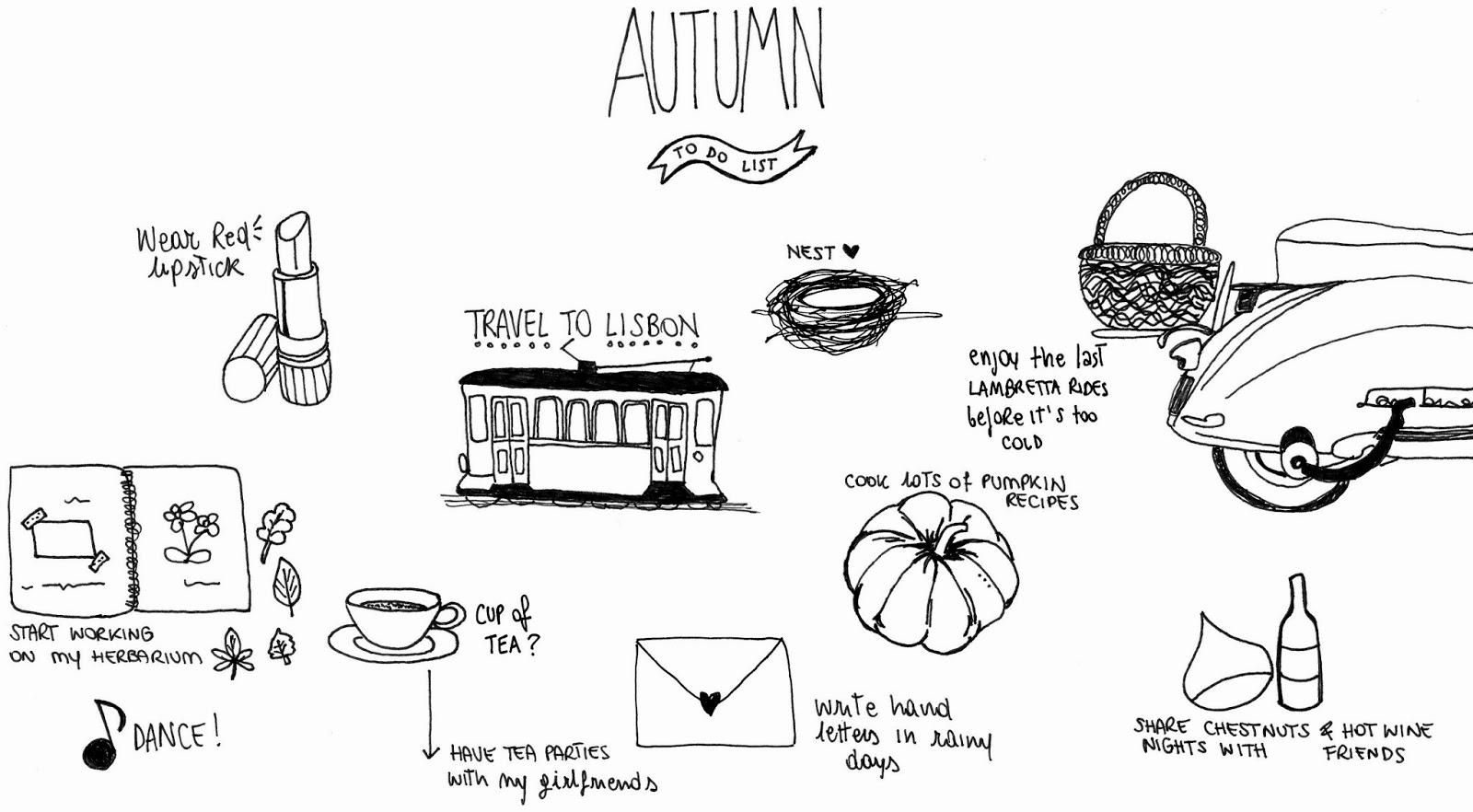 I Diari Della Lambretta Autumn To