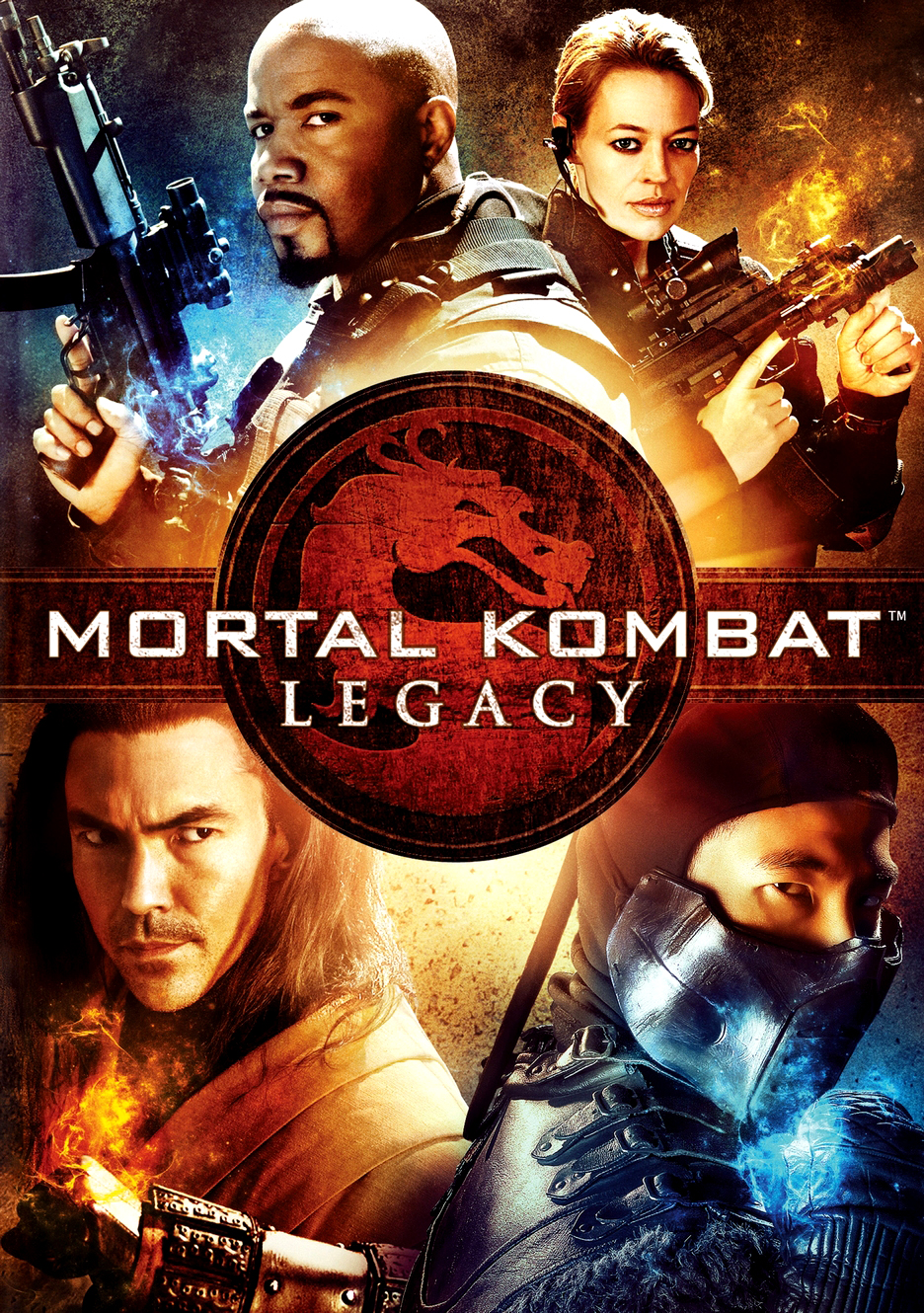 Mortal Kombat: Legacy (2011) ταινιες online seires oipeirates greek subs