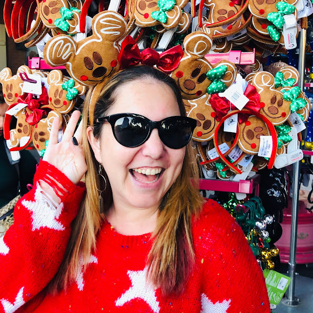 Disneyland Holidays, Christmas, holiday season, Disneyland, top Disneyland holiday ideas, Mickey and Minnie Mouse Gingerbread Ears, Minnie Ears