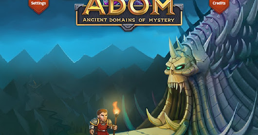 @Play 86: Interview with Dr. Thomas Biskup, Creator of ADOM