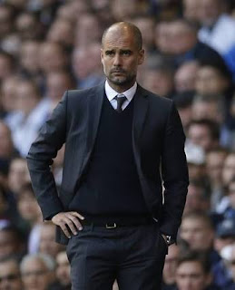 Manchester City coach pep Guardiola hints on retiring