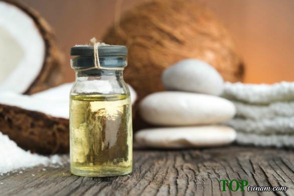 Xóa nếp nhăn bằng dầu dừa cực hay bạn đã biết?
