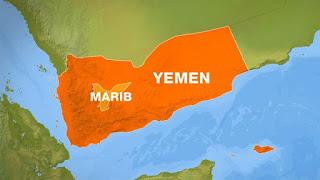 Rudal Syiah Houtsi Serang Masjid di Yaman, Puluhan Orang Tewas