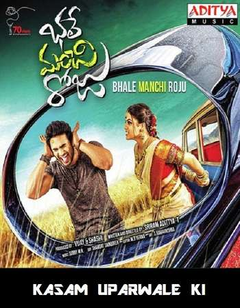 Bhale Manchi Roju 2015 UNCUT Hindi Dual Audio HDRip Full Movie Download