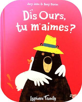 dis ours tu m'aimes