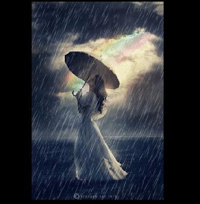 Summer Rain In the Spirit by Deborah Waldron Fry