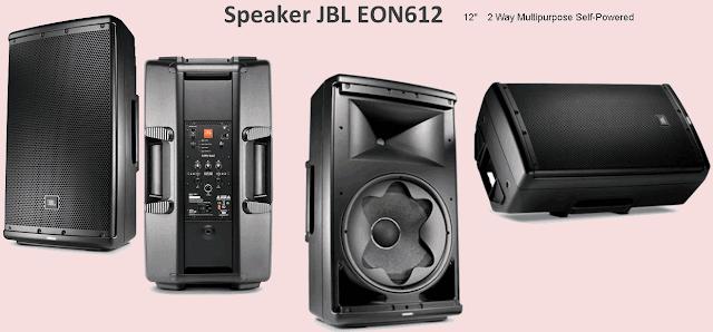 Harga Speaker Aktif JBL EON612