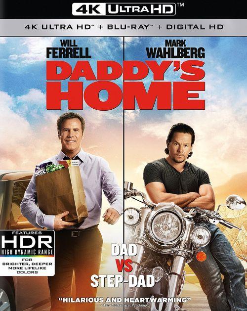 Daddy's Home 2015 1080p Bluray H264 AAC-RARBG
