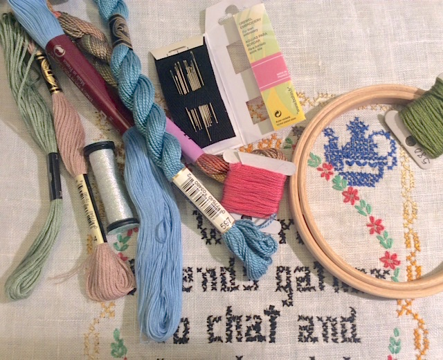 Threads Of Inspiration Free Hand Embroidery Projects