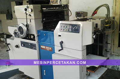mesin percetakan ryobi 500KNP
