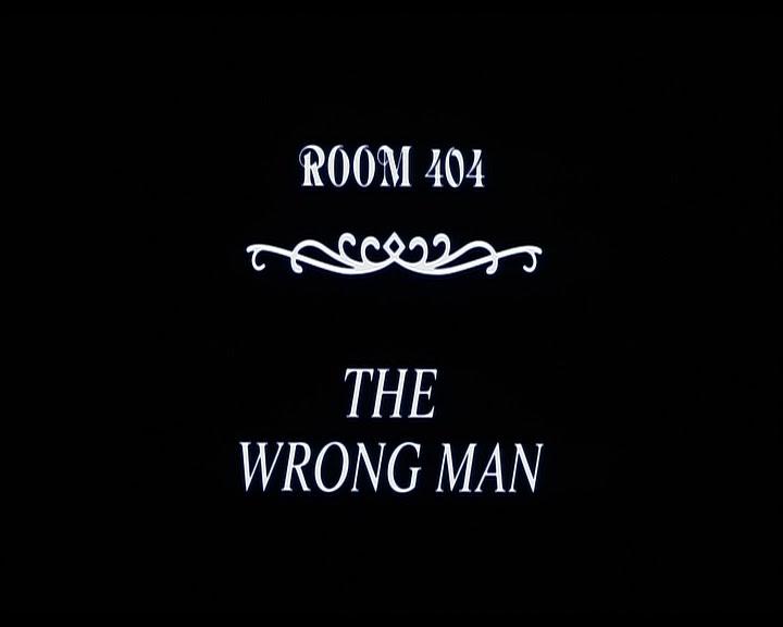 """943b44673c5cd Empecemos diciendo que """"El Hombre Equivocado"""" es mejor que el anterior y  desgraciado episodio de Allison Anders. Cosa que no era demasiado  complicada."""
