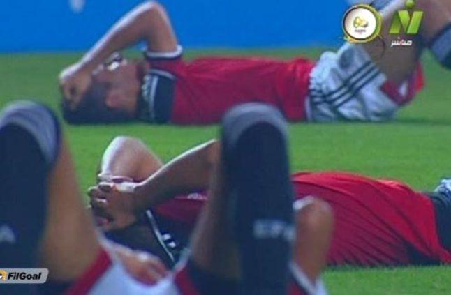 اهداف مصر واثيوبيا