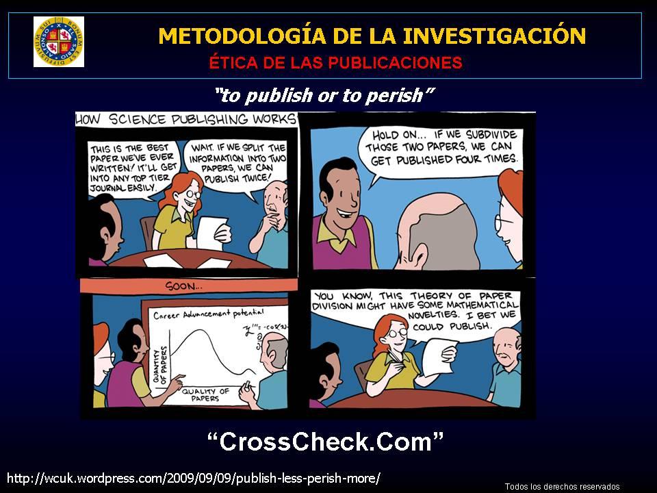 Metodología de investigación DIFUSIÓN DE RESULTADOS