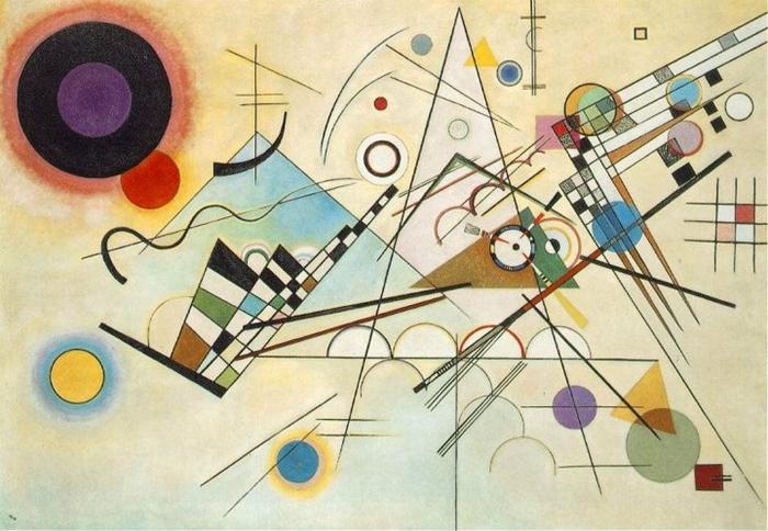 L'Arte e pensiero-Aforismi e citazioni di  Kandinsky