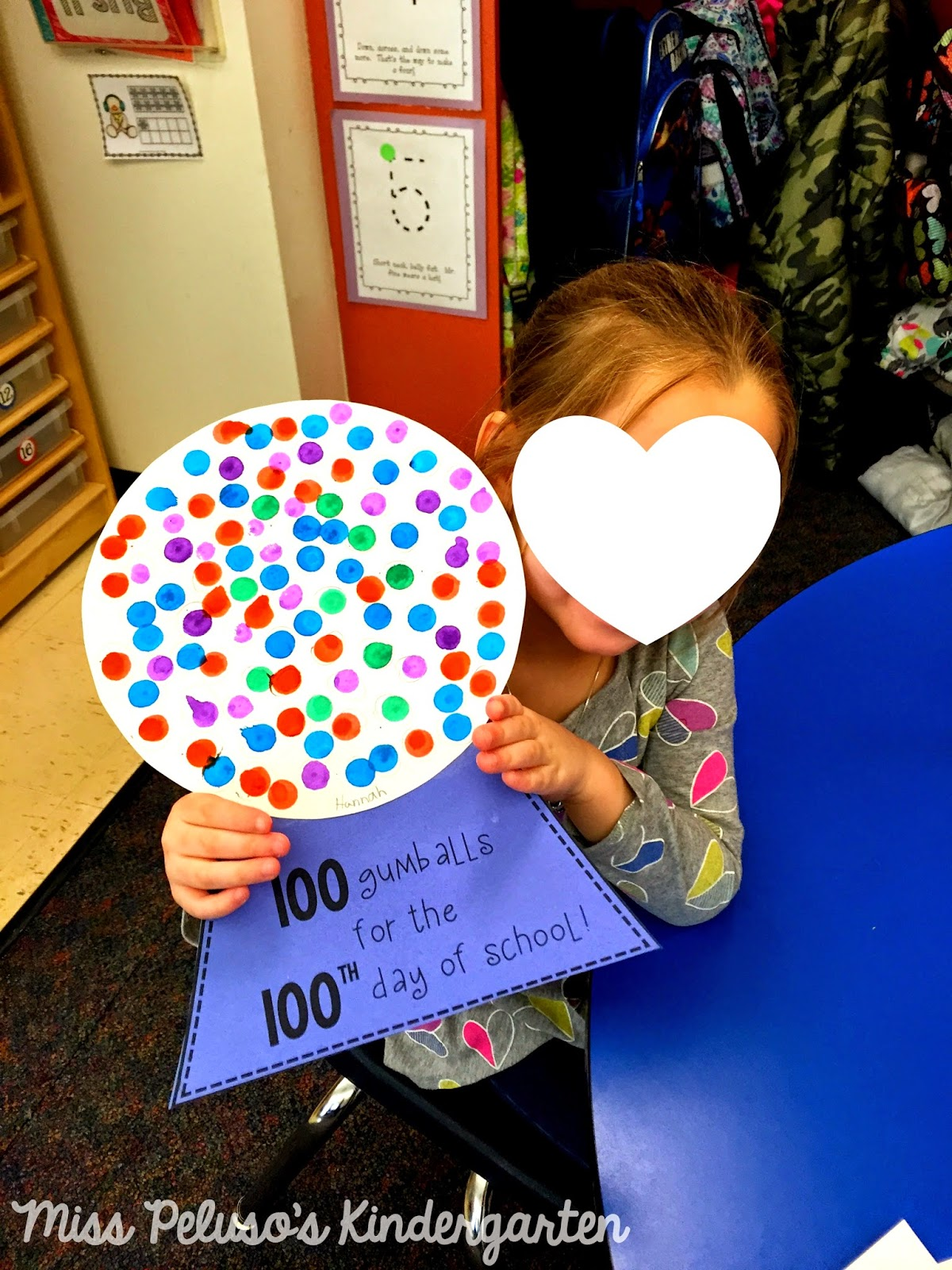 Teaching With Heart It S Almost The 100th Day