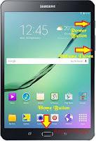 Download Mode Samsung GALAXY TAB S2 9.7 WI-FI