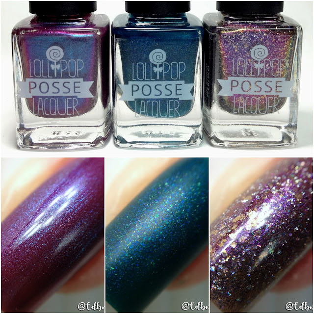 Lollipop Posse Lacquer-Revamped