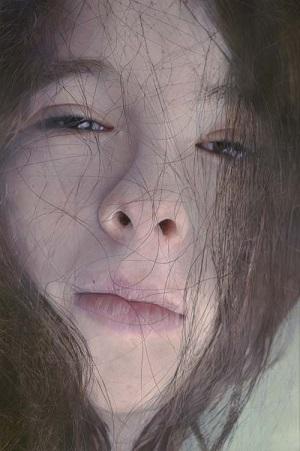 by Jesus Maria Saez de Vicuña Ochoa, rostro de mujer, imagenes de pinturas bonitas,