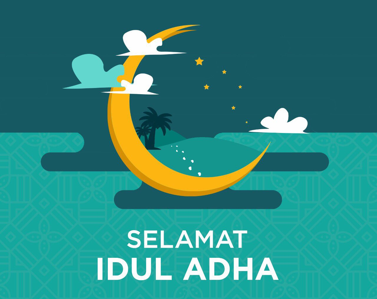 Kartu Ucapan Idul Adha Keren dan Menyentuh