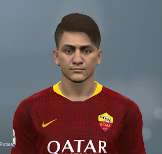PES 2017 Faces Cengiz Ünder by ABW_FaceEdit