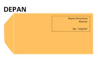 contoh cara kirim barang lewat pos indonesia