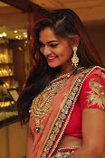 Aswhini latest sizzling half saree pics-thumbnail-18