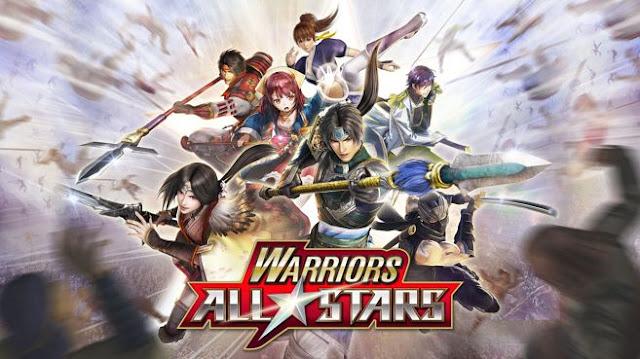 Warriors All- Stars muestra nuevo vídeos de personajes y su argumento