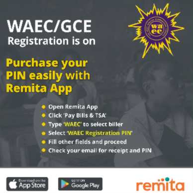 How to Generate WAEC Remita Pin for Registration or Result