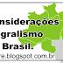 Algumas Consideraçoes Sobre o Integralismo no Norte do Brasil