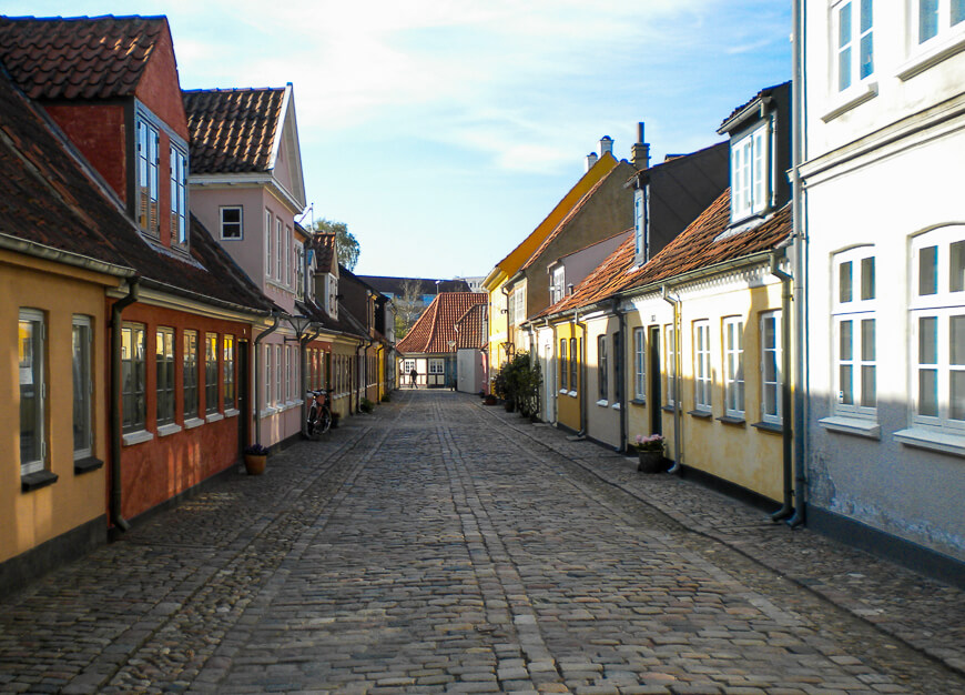 Odense atrakcje