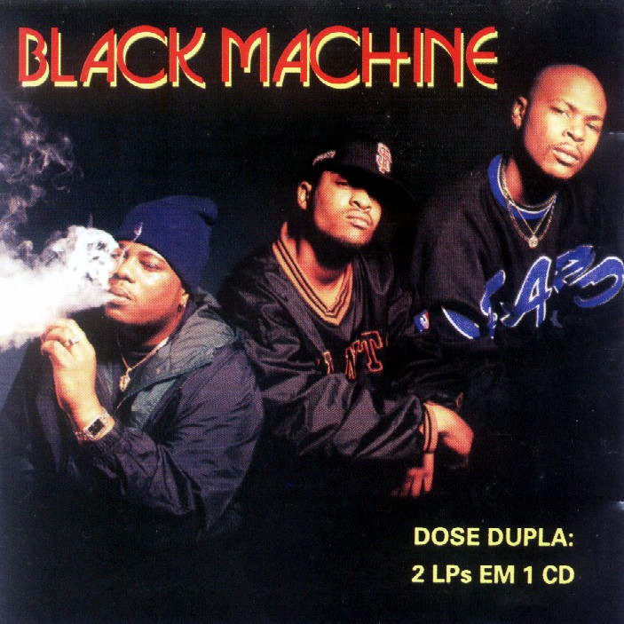 Black Machine  98