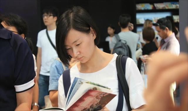 ماذا يقرأ المواطنون في الصين
