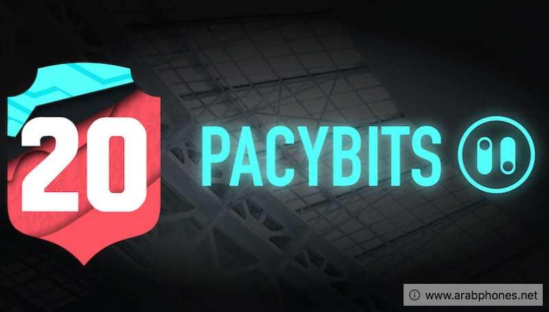 تنزيل لعبة PACYBITS FUT 20 مهكرة آخر اصدار للاندرويد