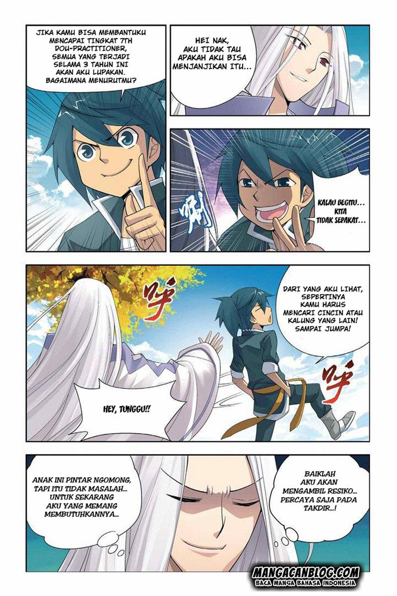 Battle Through Heaven Chapter 03-17