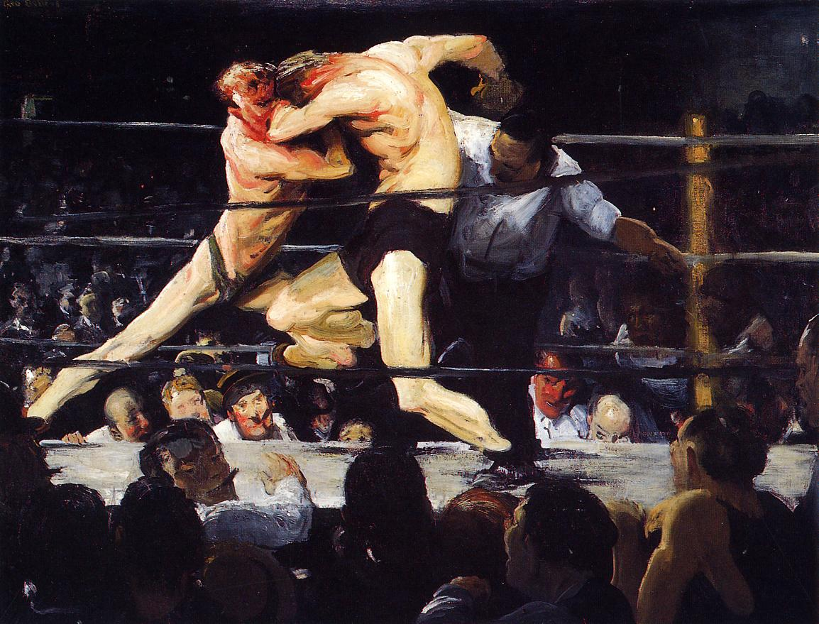 From the city to the sea — the life and art of George Bellows